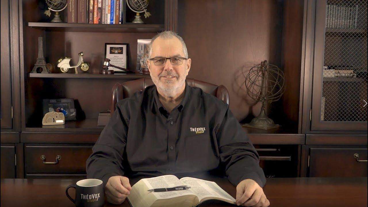 Jésus dans l'Ancien Testament – Jean-Pierre Desmarais