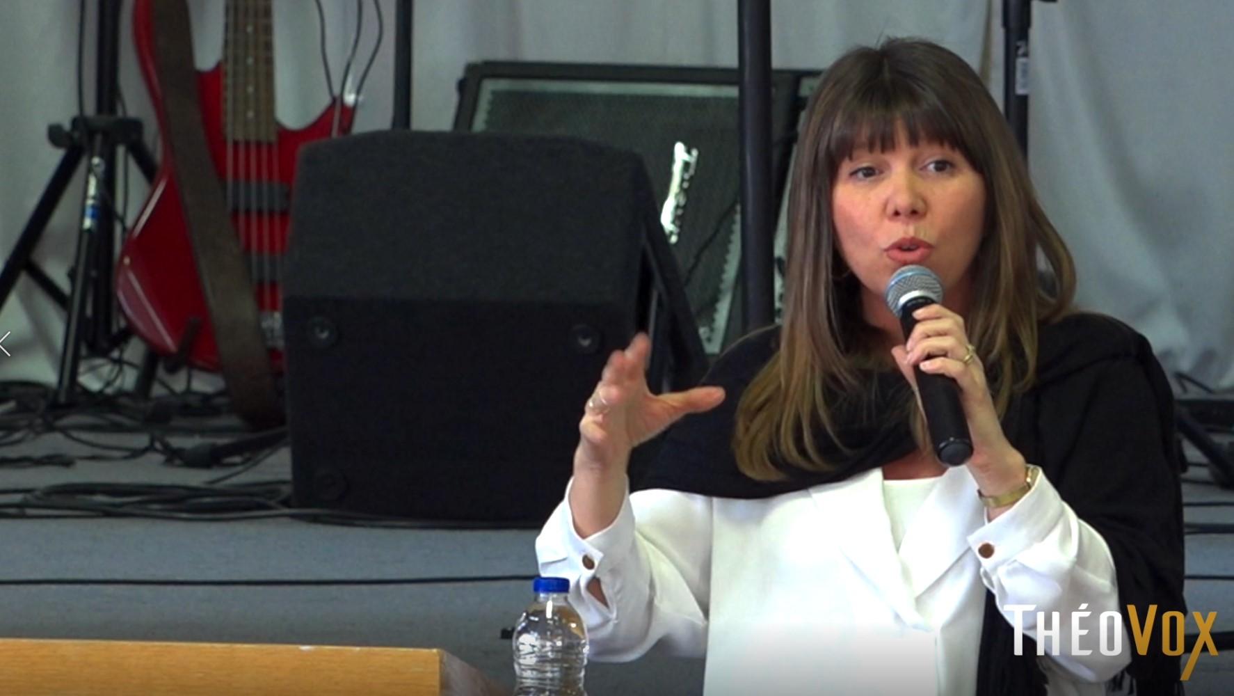 Soyez dans le ministère d'une personne… – Nancy Dupont-Denis