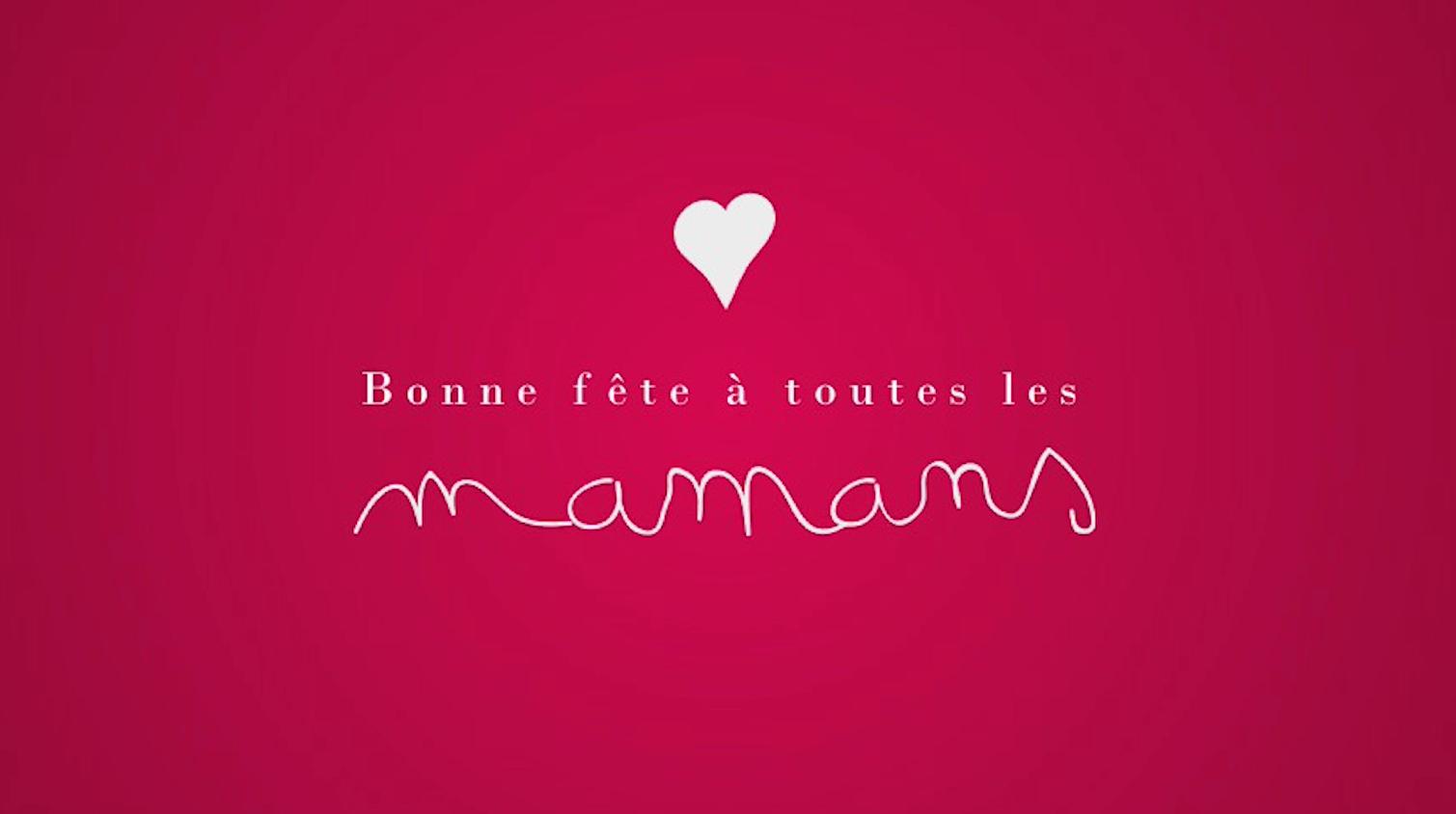 Bonne fête à toutes les Mamans – 2019
