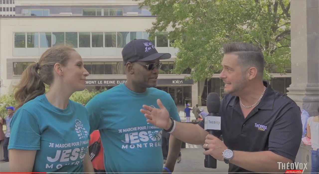 La Marche pour Jésus – Montréal 2019
