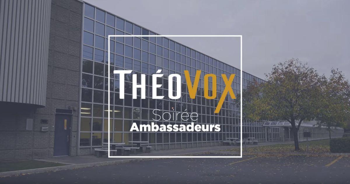 Soirée des ambassadeurs  – ThéoVox