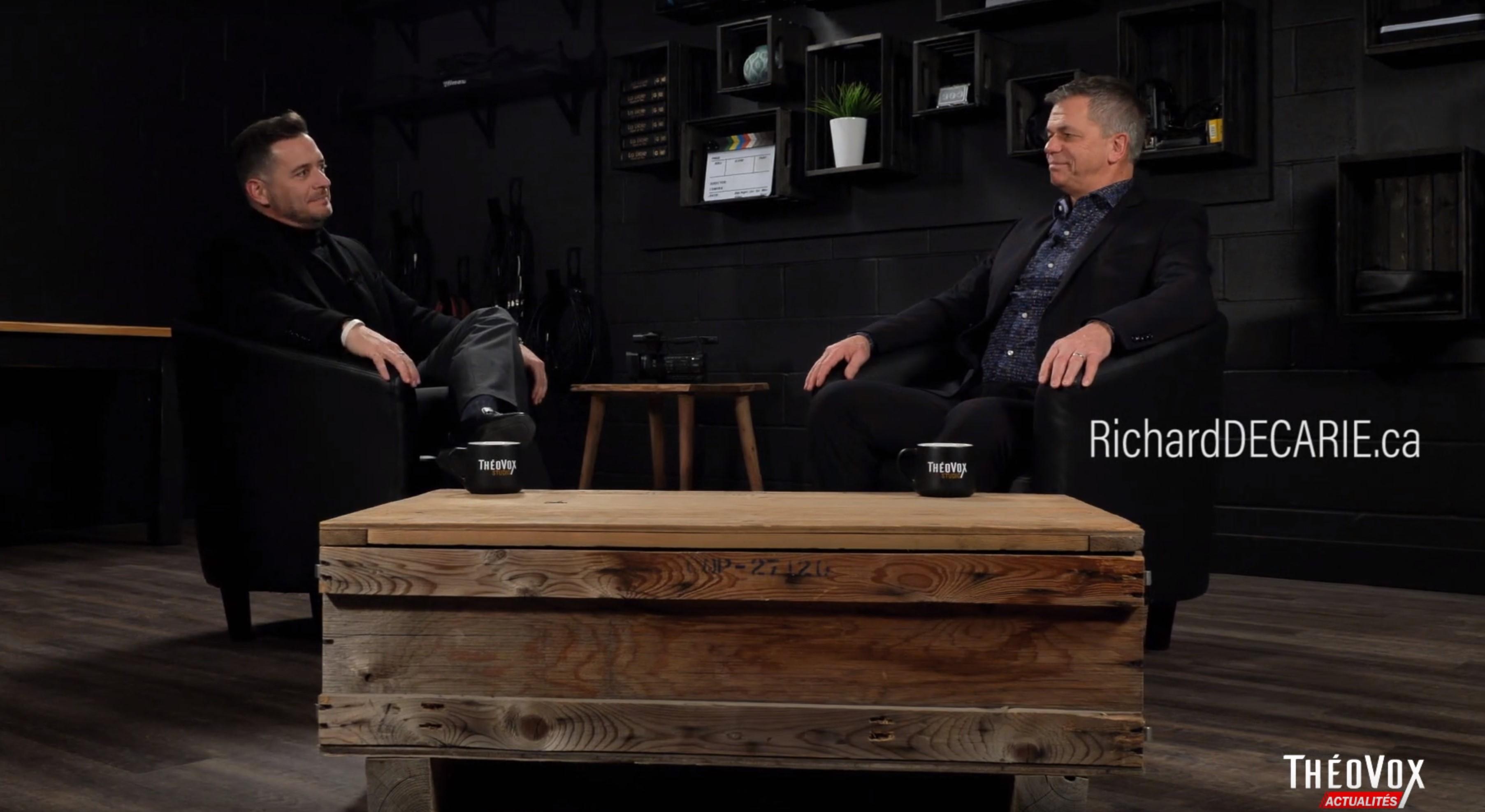 Vidéo 4/5 – Entrevue avec M. Richard Décarie / Le transport du pétrole